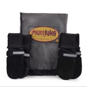 Muttluks dog boots X-small set of four